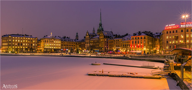 Stockholm's Old Town (explored)