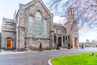CHURCH OF THE SACRED HEART [ARBOUR HILL DUBLIN 7]-115407