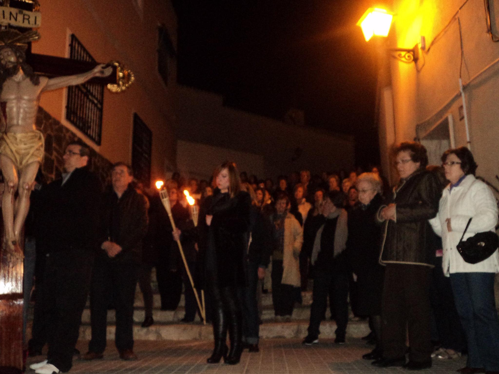 (2012-03-30) - III Vía Crucis nocturno - Jorge Vázquez  (09)