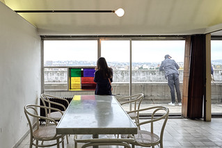 Studio apartment - Le Corbusier | by August Fischer