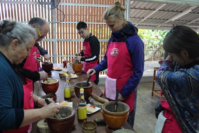 Onze kookgroep