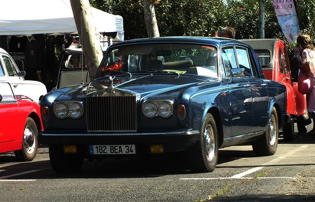 Rolls Royce Silver Shadow Expo Les Belles du Cap Le Cap d'Agde (34 Hérault) 22-09-13b