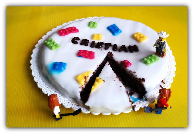 lego pie , happy birthday peter ray