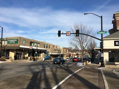 20160106 01 Main St. @ Warren Ave., Downers Grove, Illinois | by davidwilson1949