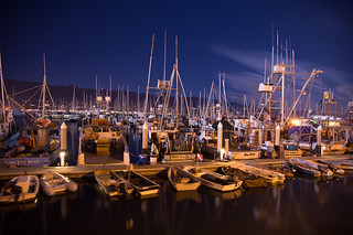 Fishing Fleet at Rest by Terry Straehley | by cameraclub231