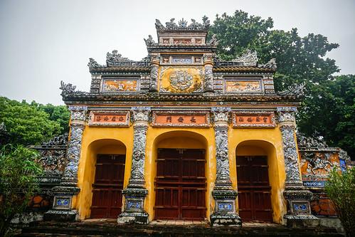 Imperial City of Hue, Vietnam | by katiebordner