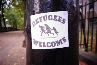 Refugees welcome in Leicester | by Alex Pepperhill