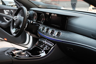 Mercedes Benz E-Class 2016 | by Janitors