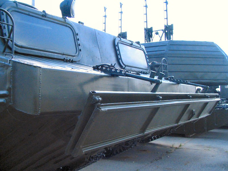 PTS-M Tracked Amphibious Transport 2