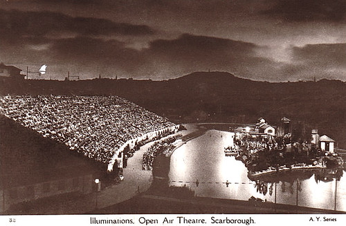 Open Air Theatre | by storiesfromscarborough