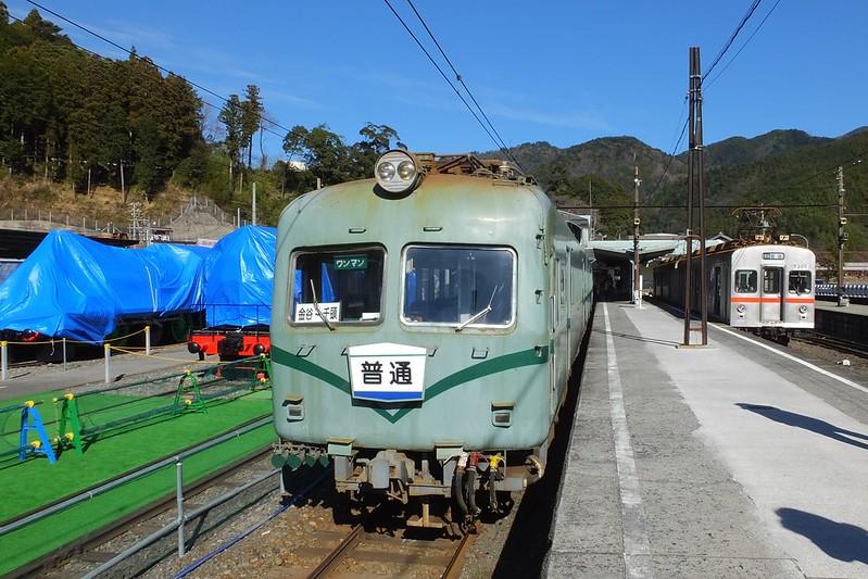 �����c�� Oigawa railway