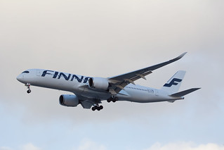Finnair Airbus A350 | by Leonardo-Sanchez