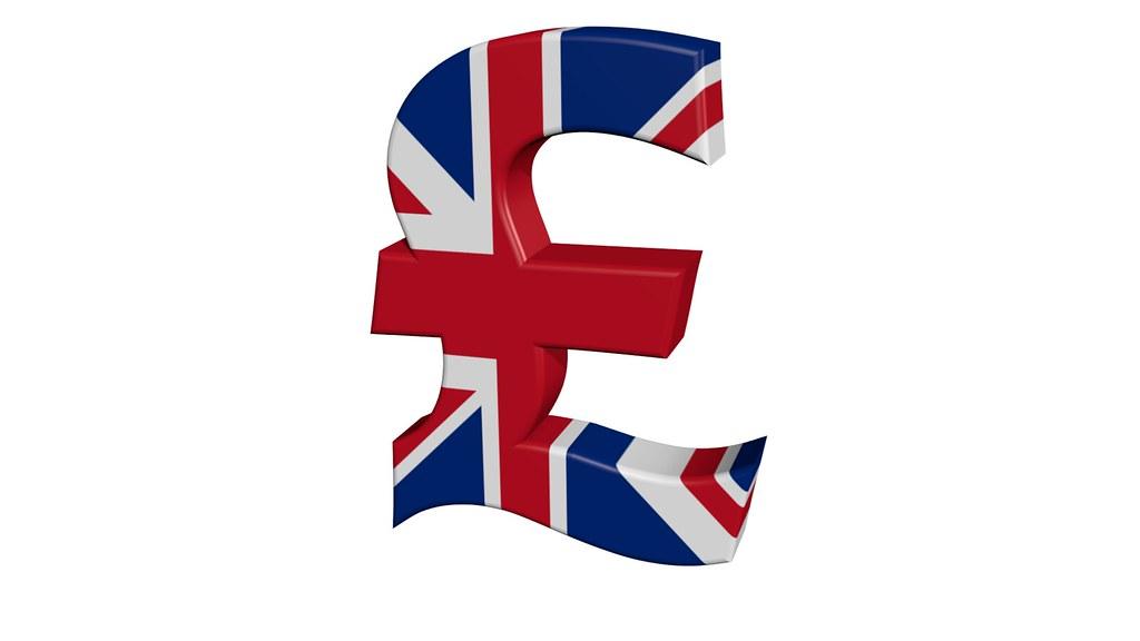 British Pound Sign