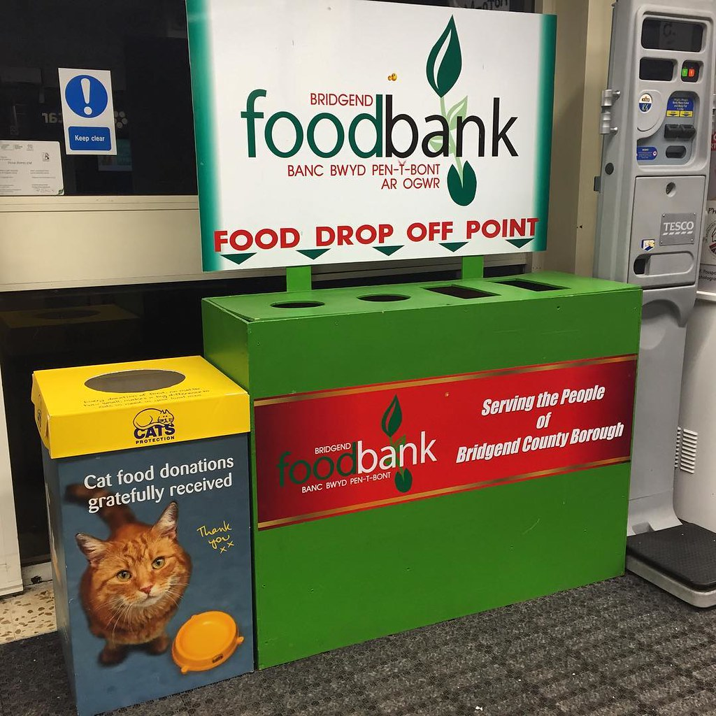 Feed The People And The Animals Foodbanks For People And