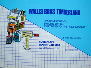 Wallis Bros Timberland