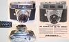 Kodak Retina Automatic III camera  (Type 039) and ad 1962 . by camera.etcetera