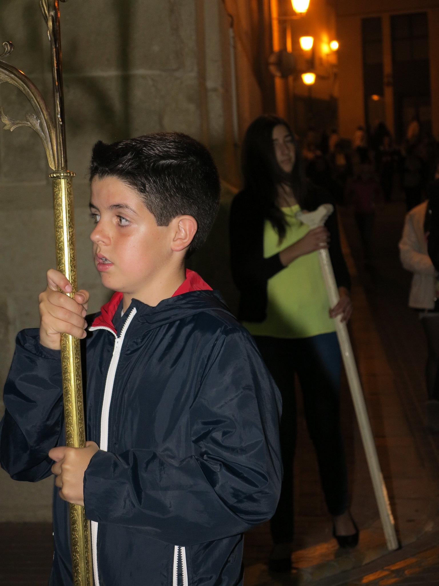 (2014-04-01) - V Vía Crucis nocturno - Antonio José Verdú Navarro (31)