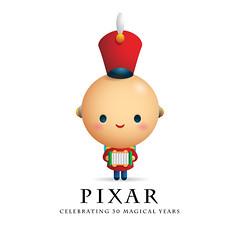 Pixar 30th