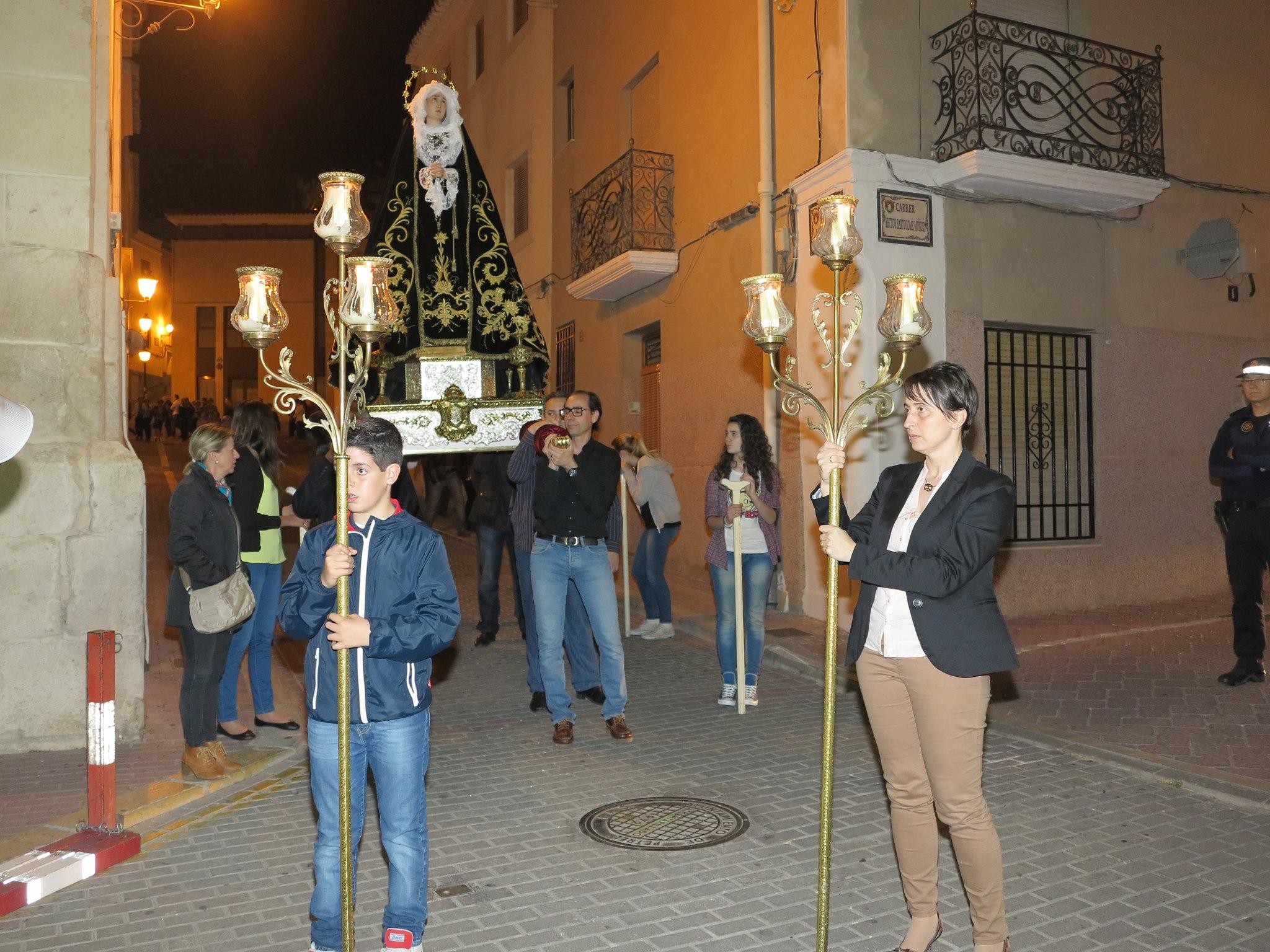 (2014-04-01) - V Vía Crucis nocturno - Antonio José Verdú Navarro (30)