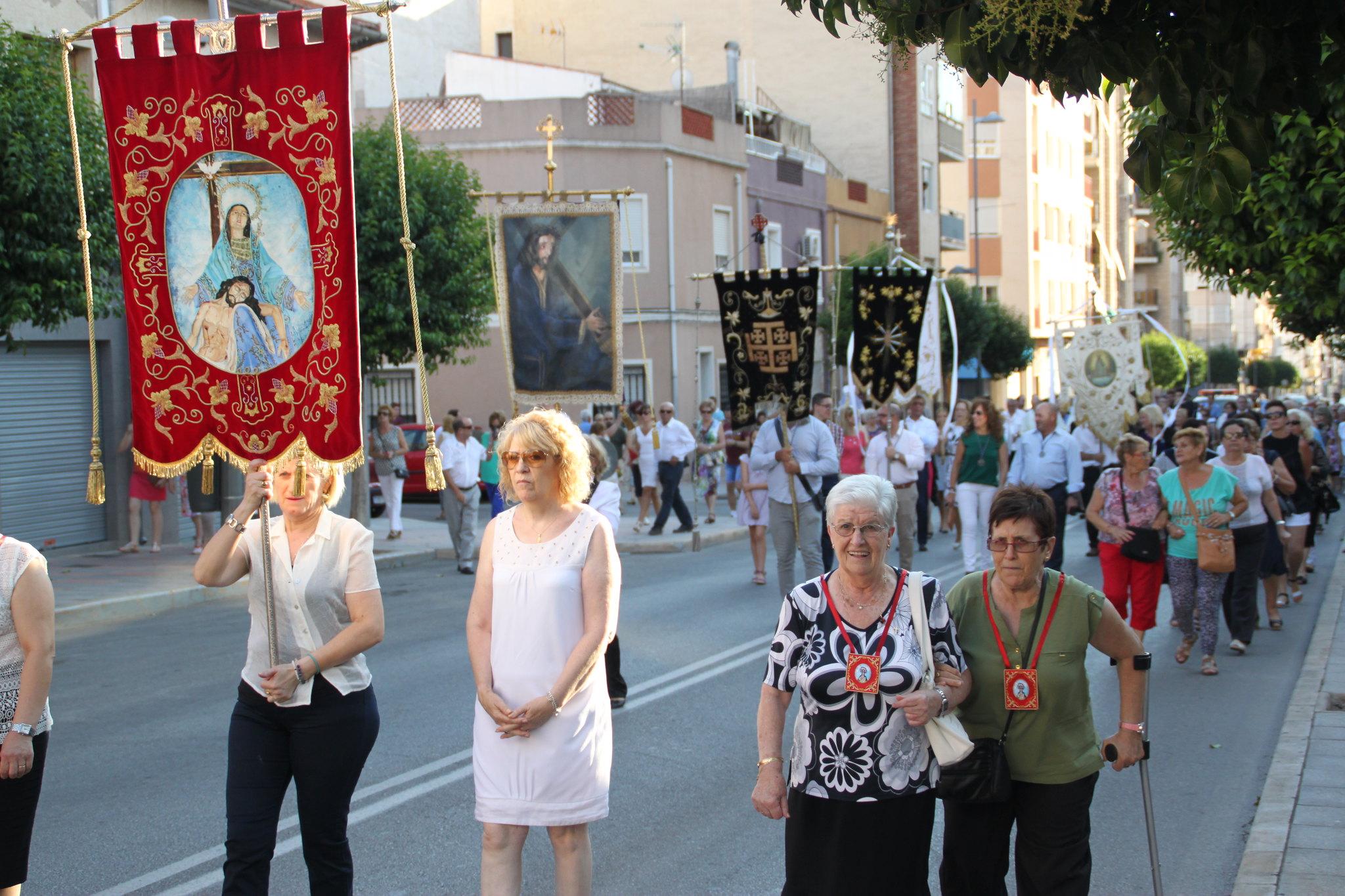 (2015-07-12) - Virgen del Carmen, parroquia La Santa Cruz - Javier Romero Ripoll (11)