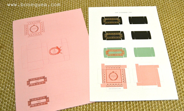 Tutorial: prints Ladurée