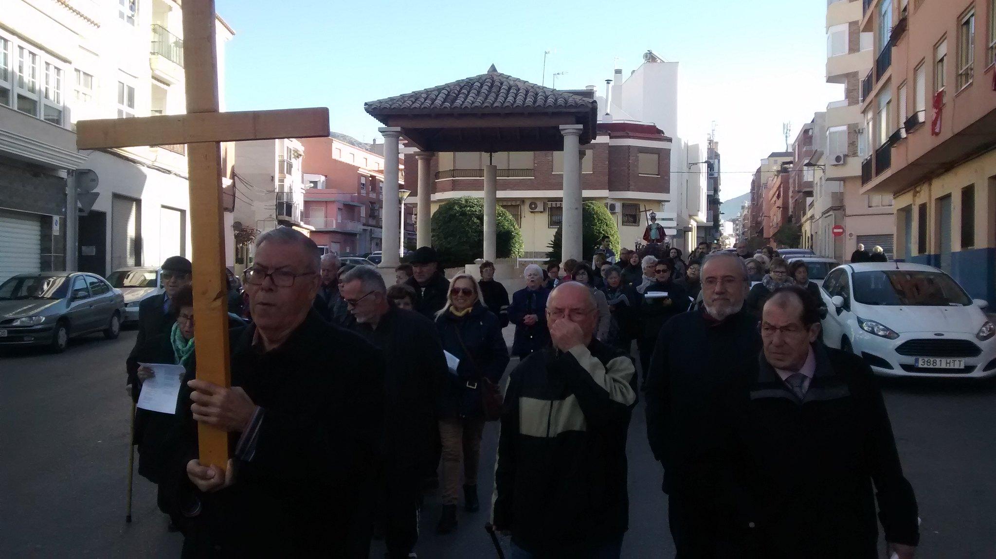 (2015-12-19) - Peregrinación 5 lugares de Culto de Petrer - José Vicente Romero Ripoll (28)