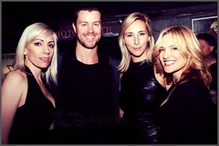 Whiskey50th Juliette Beavan, Dan Feuerriegel, Countess Michelle Czernin von Chudenitz Morzin and Victoria Pratt