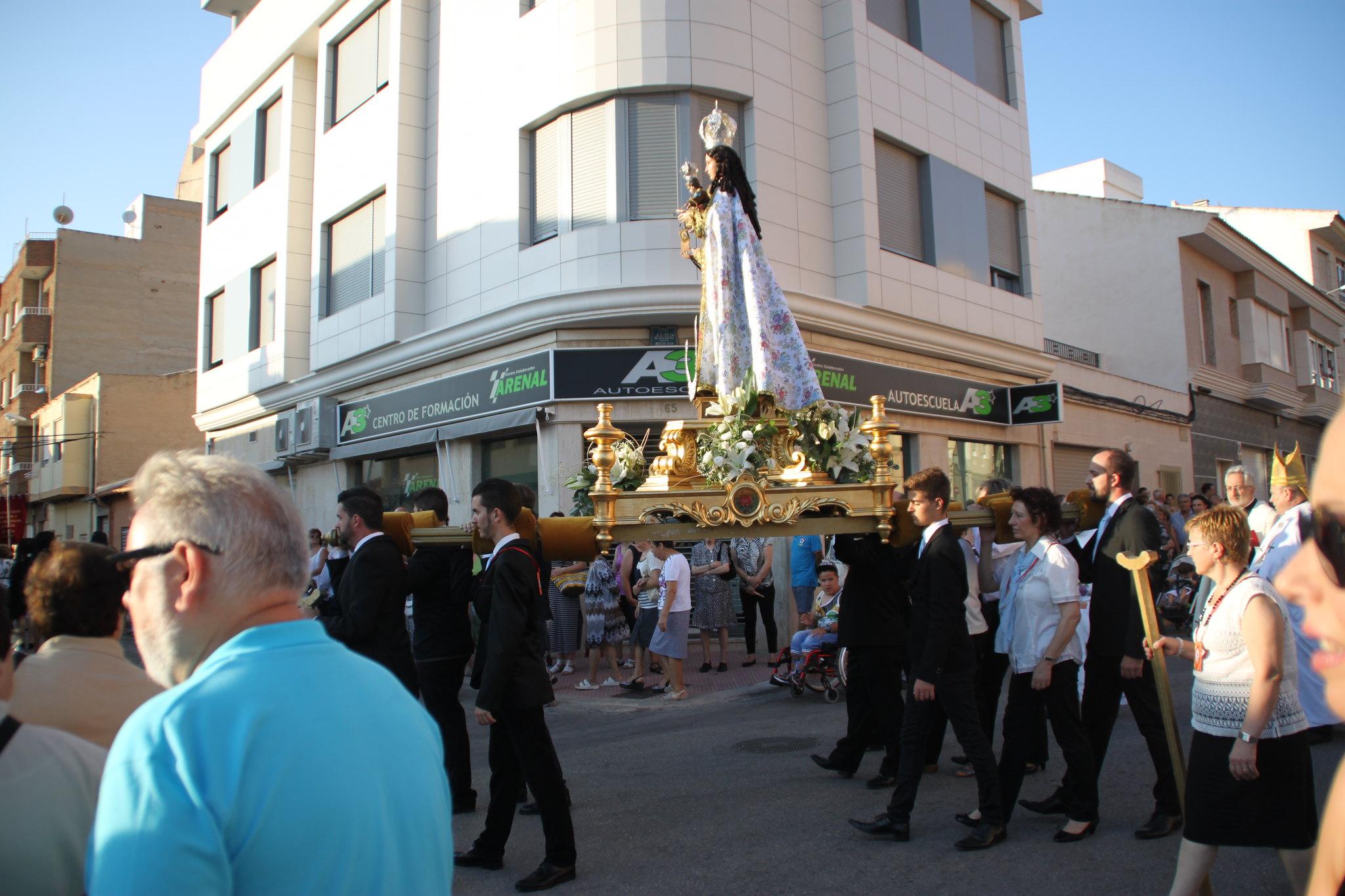 (2015-07-12) - Virgen del Carmen, parroquia La Santa Cruz - Javier Romero Ripoll (197)