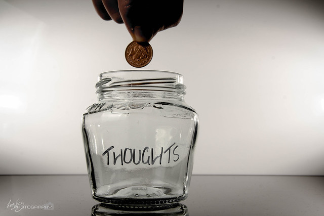 10/52 - A Penny For Your Thoughts
