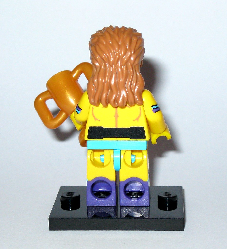 LEGO NEW SERIES 15 WRESTLING CHAMPION 71011 MINIFIGURE MINIFIG FIGURE