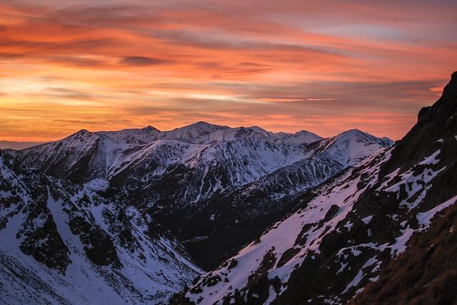 Tatra Mountains - A view from Wrota Chałubińskiego
