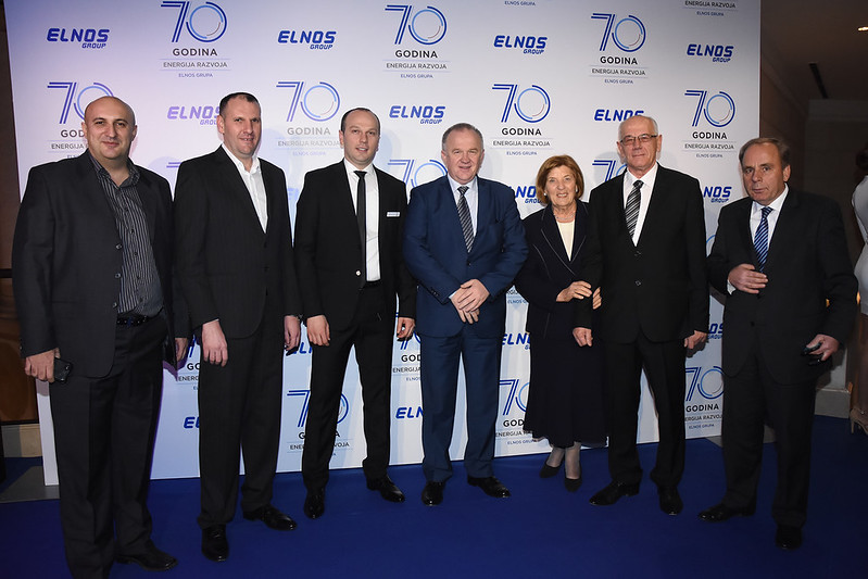 Jubilee 70 years of tradition and development-Elnos Group