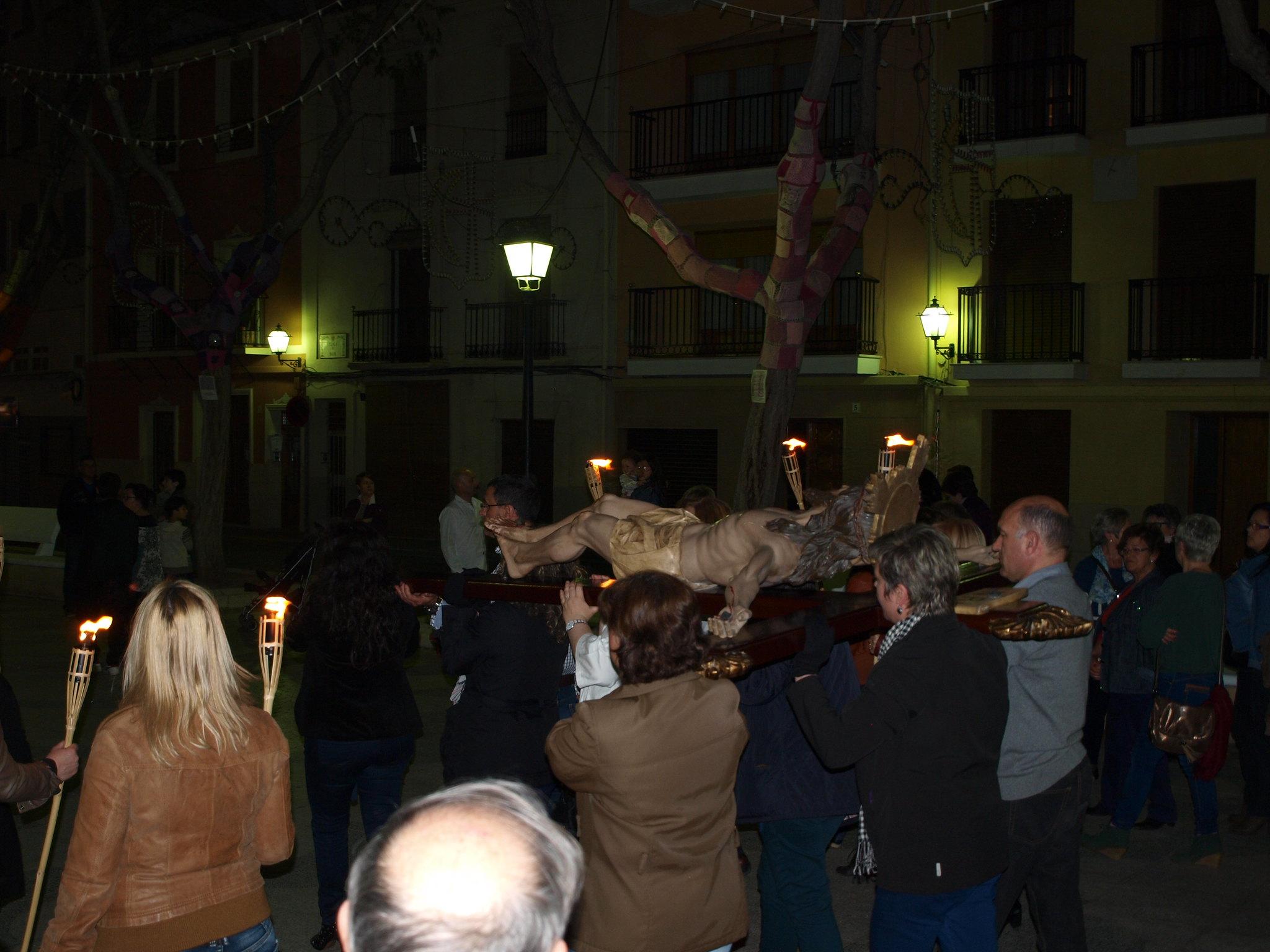(2014-04-01) - V Vía Crucis nocturno - Paloma Romero Torralba (28)