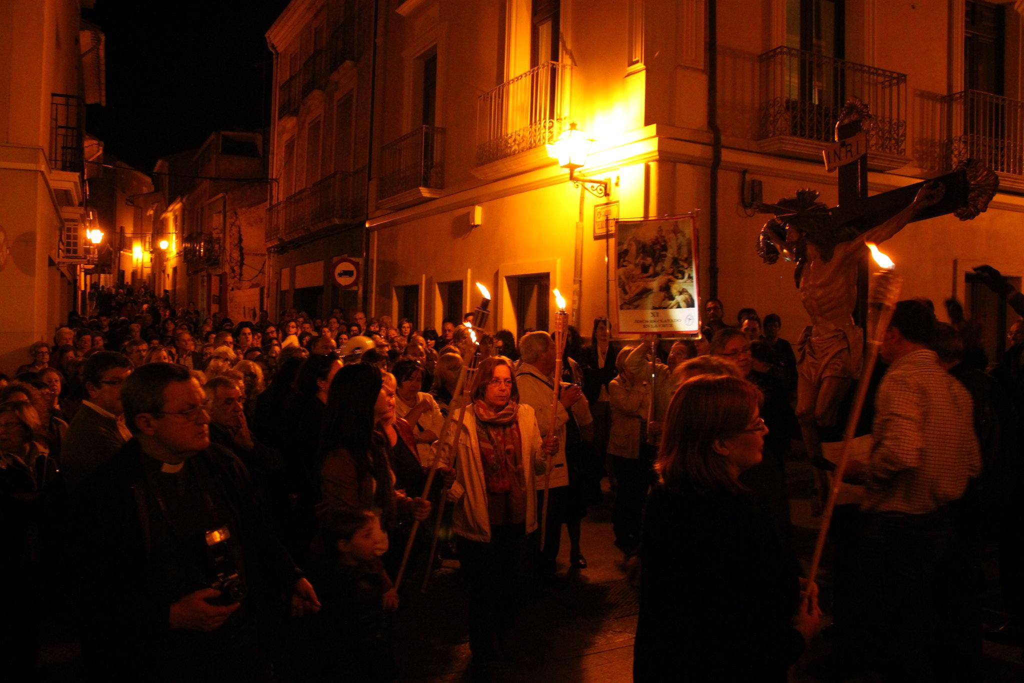(2014-04-01) -  V Vía Crucis nocturno - Javier Romero Ripoll (128)