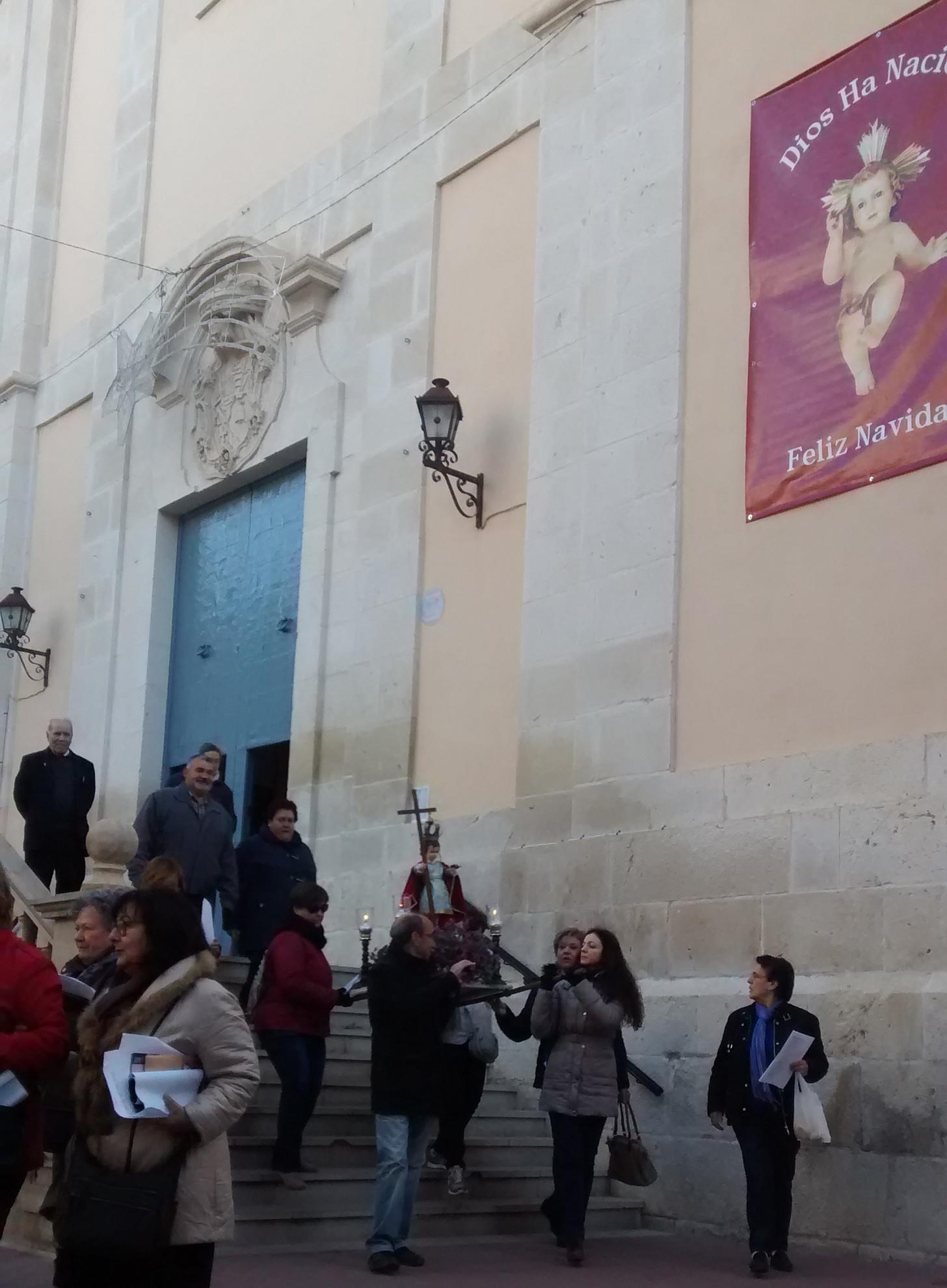 (2015-12-19) - Peregrinación 5 lugares de Culto de Petrer - José Vicente Romero Ripoll (17)