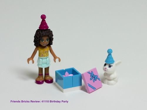 10) Andrea & Bunny w/ Party Hats on | by Maya Sayama