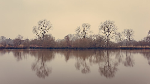 longexposure morning mist 3 tree london kew thames canon river eos long exposure iii richmond 5d riverthames hdr brentford isleworth mkiii mk3 2470mm canon2470mm28 canon2470mm canon5dmkiii canon2470mm28ii