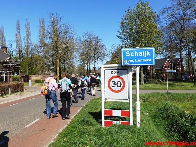2016-04-20 Schaijk 25 Km   Foto's van Heopa   (132)
