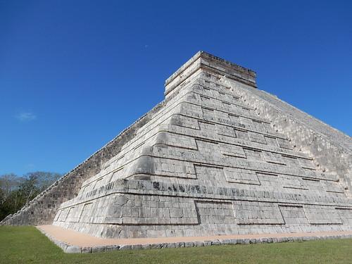 Chichen Itza - El Castillo - 2