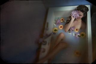 Megan 'In The Tub' | by TJ Scott