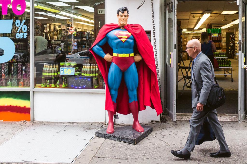 Superman & Lex Luthor