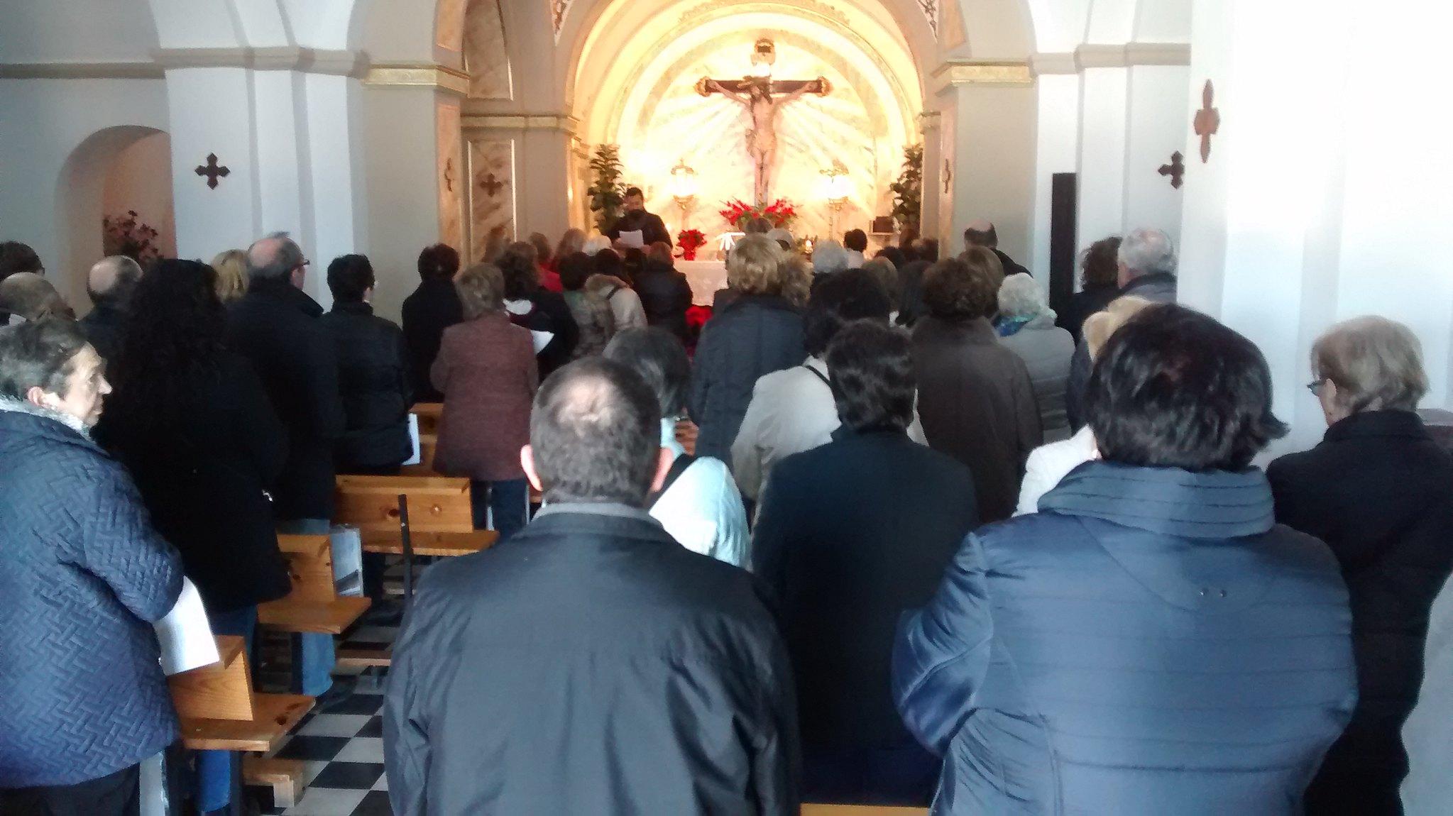 (2015-12-19) - Peregrinación 5 lugares de Culto de Petrer - José Vicente Romero Ripoll (01)