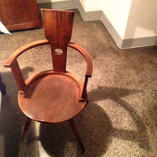 Chair by Plečnik