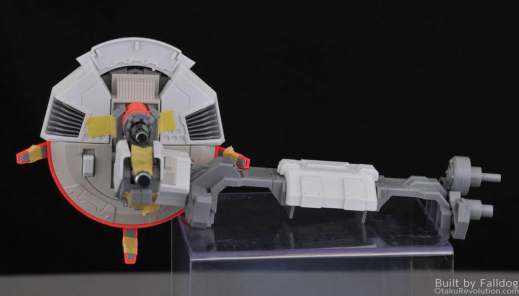 Mechanicore - Tief Stürmer Review - Main Gun and Radar 11
