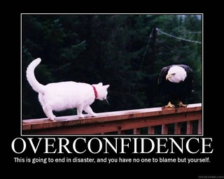un-overconfidence | by genebrooks