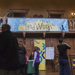 LandWords Festival Hub   © Robin Mair