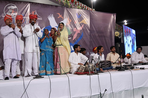 Devotional song by Shivji and Saathi from Beawar