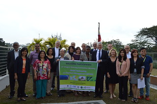 GEF-Global Nutrient Cycling Project project steering committee meeting, February 2016
