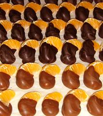 real chocolate orange