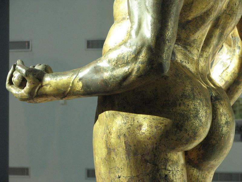 Gilded Hercules IV